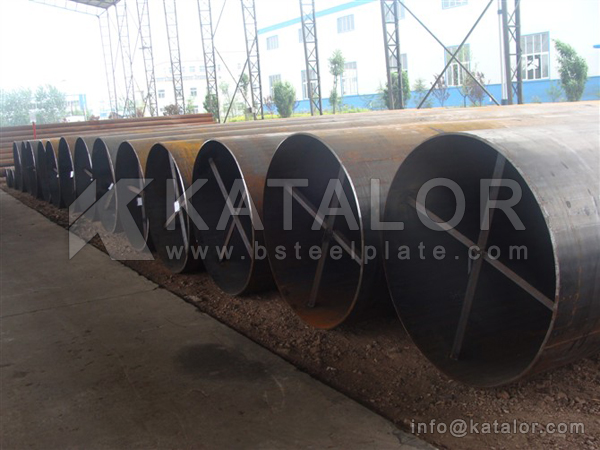 ASTM A53 GR.B steel pipe