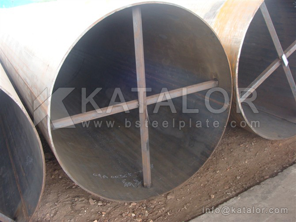 ASTM A53 GR.A steel pipe